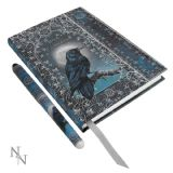 Book Of Shadows- matching Book and Pen set